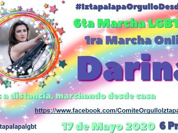 """1ra Marcha Online LGBTTTI 6ta Marcha del Orgullo LGBTTTI Iztapalapa """"Concierto completo"""""""