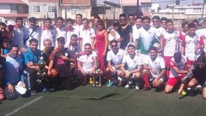 Atlético Lambda FC campeón del torneo de la Amistad, Puebla 2019