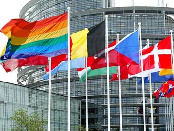 Parlamento Europeo pide protección para homosexuales, transexuales e intersexuales