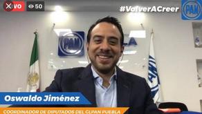 """El PAN va por """"PIN PARENTAL"""" en Puebla para negar a menores de edad el acceso a Educación sexual"""