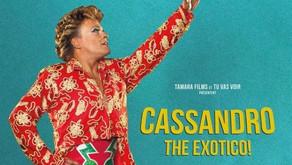 """Cassandro """"El exótico"""", primer luchador mexicano gay en cannes - estrena documental"""
