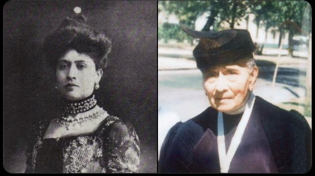 """La hija del General Porfirio Díaz """"Amada Díaz Quiñones"""""""