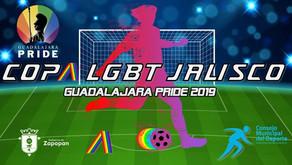 La copa de Fútbol LGBT llega a Guadalajara