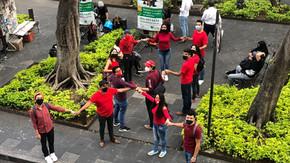 Jóvenes de Morelos salen en lucha vs el VIH