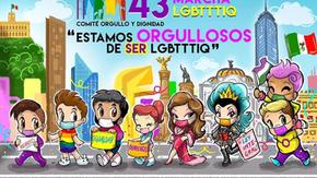 """Marcha del Orgullo CDMX 2021 """"La marcha, ¡marcha!"""""""