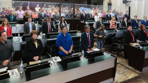 Votación en el Congreso de Sonora sobre la Iniciativa de Identidad de género ¡No pasa!