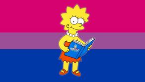 """Confirman que  """"Lisa Simpson es Bisexual"""" y poliamorosa."""