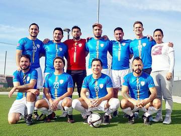 Atletas mexicanos de la comunidad LGBTI+ ganan torneo de fútbol en las Vegas Nevada