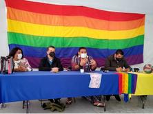 Conferencia de Prensa 43 Marcha LGBTTTI CDMX