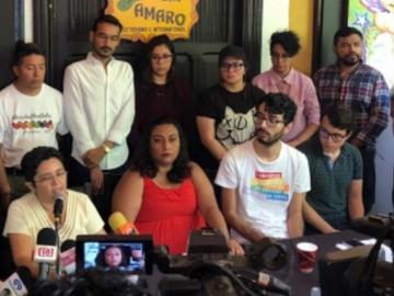 """Niegan amparo a activistas por no """"demostrar ser parte de la comunidad LGBTTTI"""""""