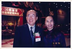國民黨榮譽主席-吳伯雄先生