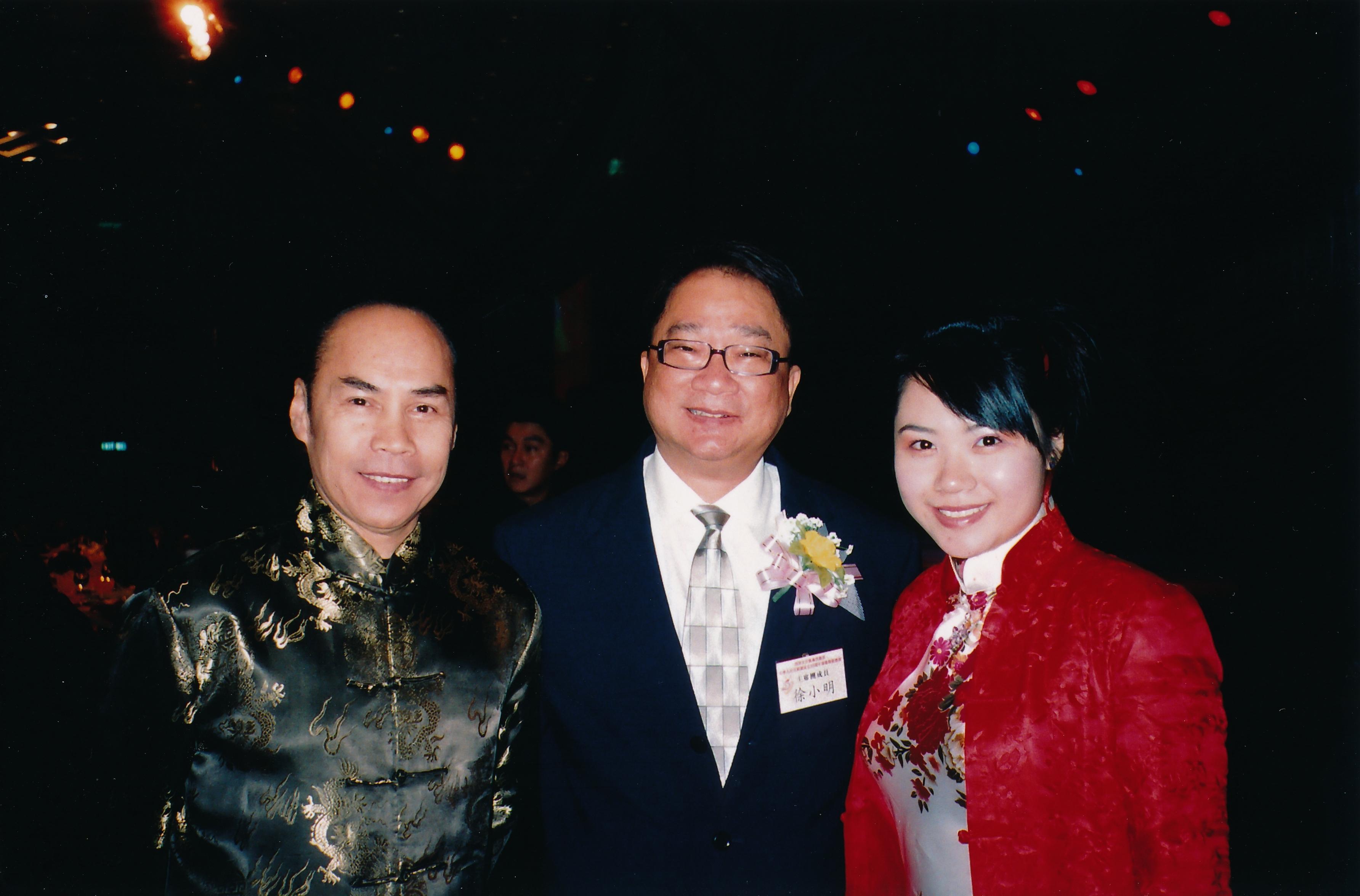 徐小明先生