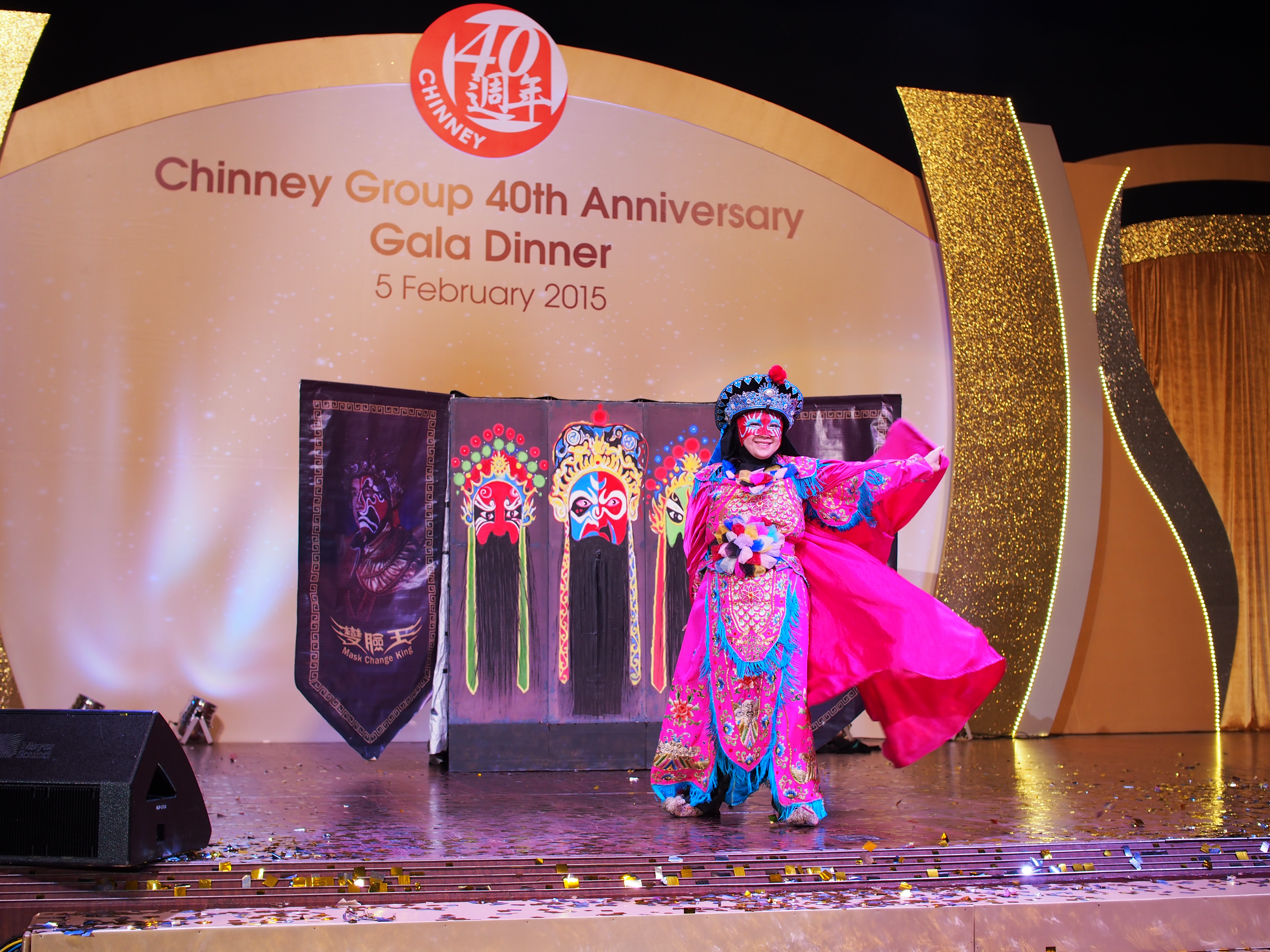 Chinney Group 40th Anniversary Gala