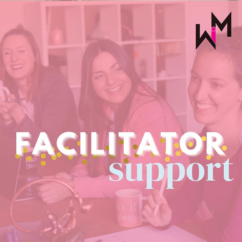 WiM Facilitator Support Gathering