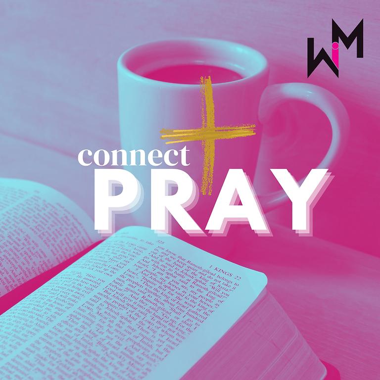 Connect + Pray