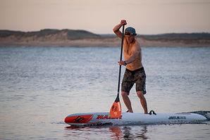 SUP for øvede Klitmøller - Viking Adventures
