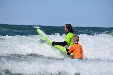 Surfskole i Klitmøller - Viking Adventures