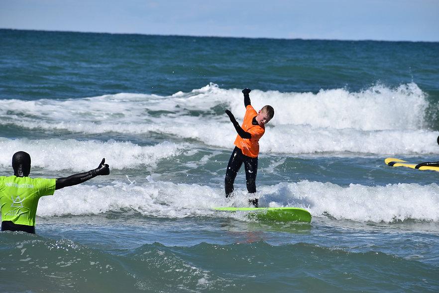Surfing Viking Adventures