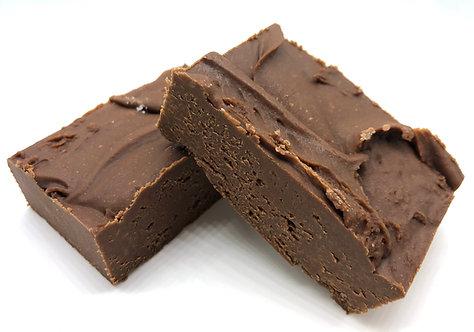 Dark Chocolate  Goat Milk Fudge