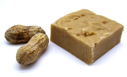 Peanut Butter Goat Milk Fudge