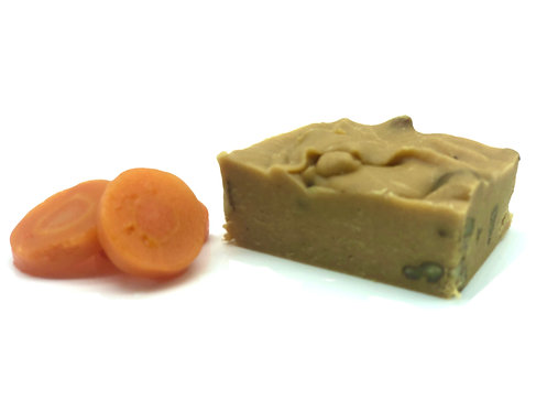 Carrot Cake Premium Goat Milk Fudge