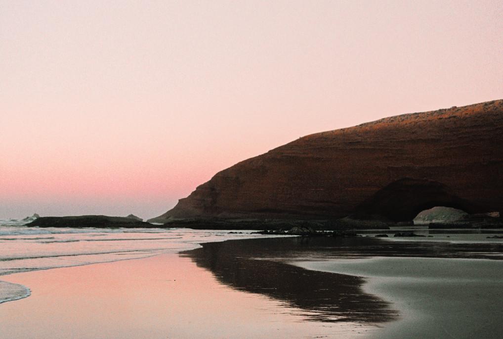 Poética natura - Legzira coast, Morocco