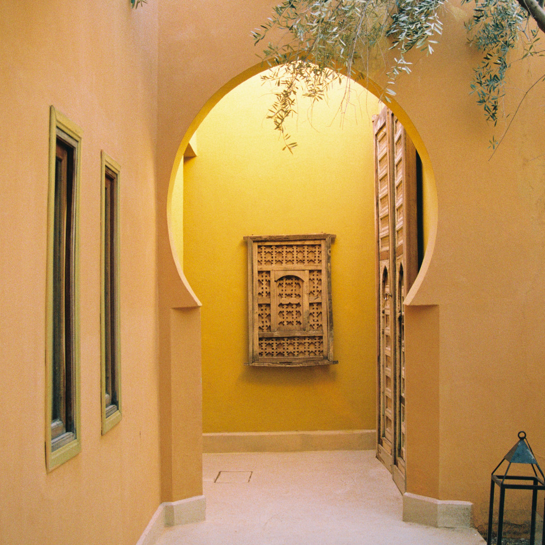 Jnane Tamsna Marrakech Morocco by studio