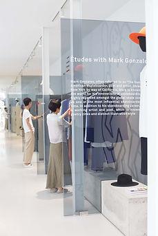 Joko visits menswear fashion store Etudes studio in Paris