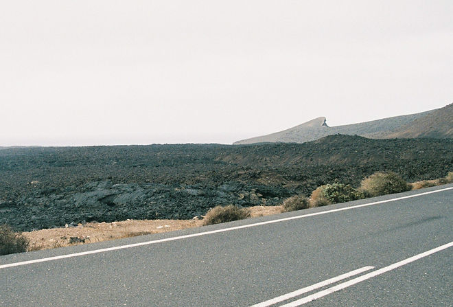 Landscapephotography Lanzarote by Debbie Trouerbach