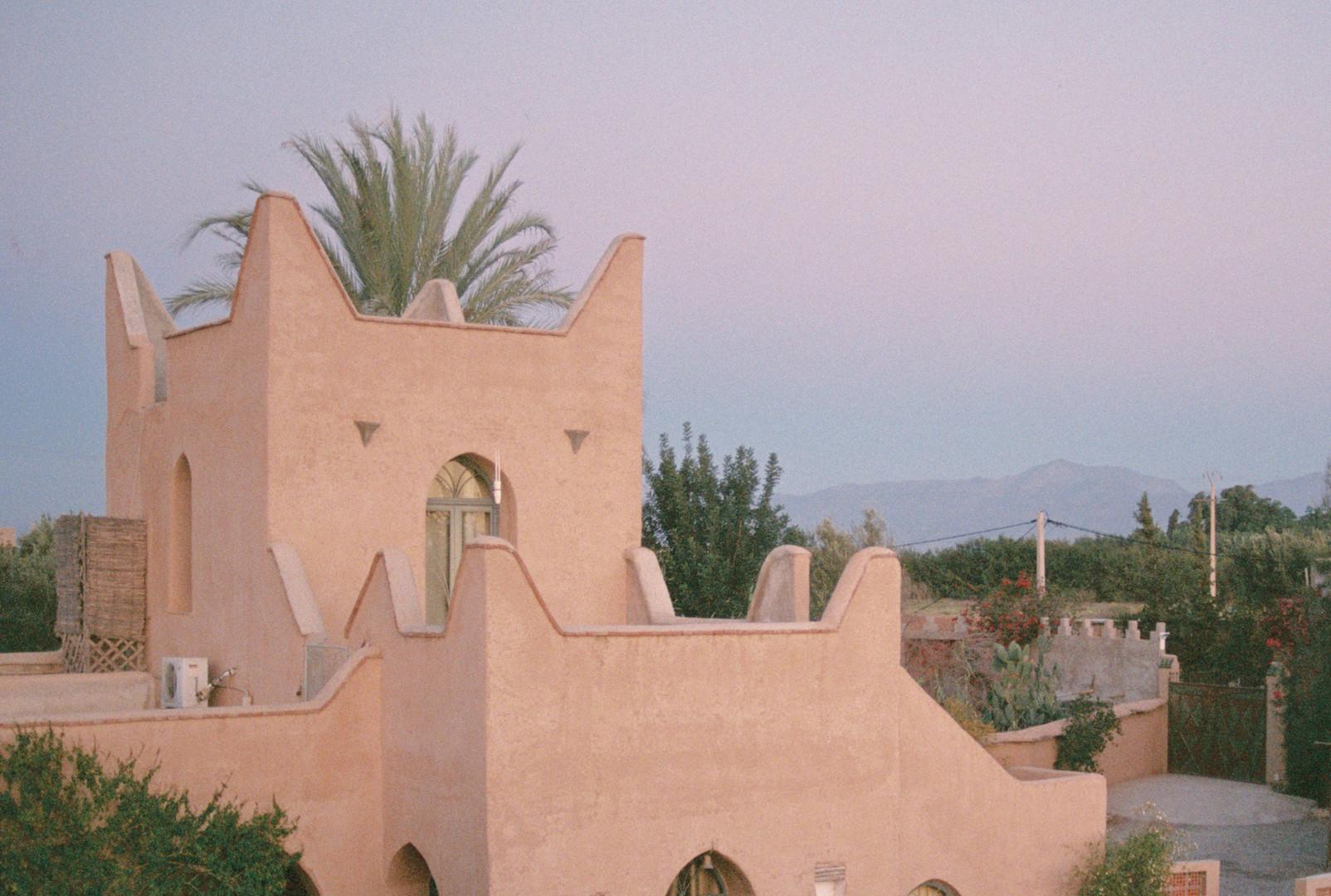 Vivid fragments of Morocco - Taroudant 1