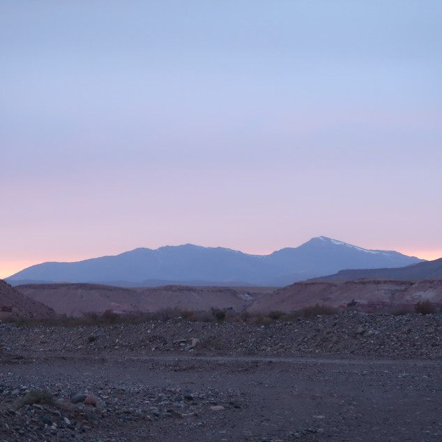 Poética Natura, Ouarzazate Morocco - Debbie Trouerbach