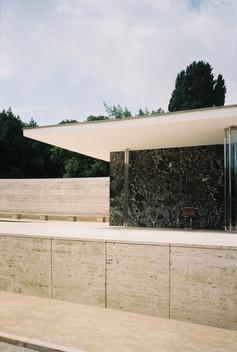 Fundació Mies van der Rohe, Barcelona