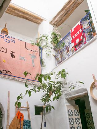 joko visits lrnce medina marrakech moroc