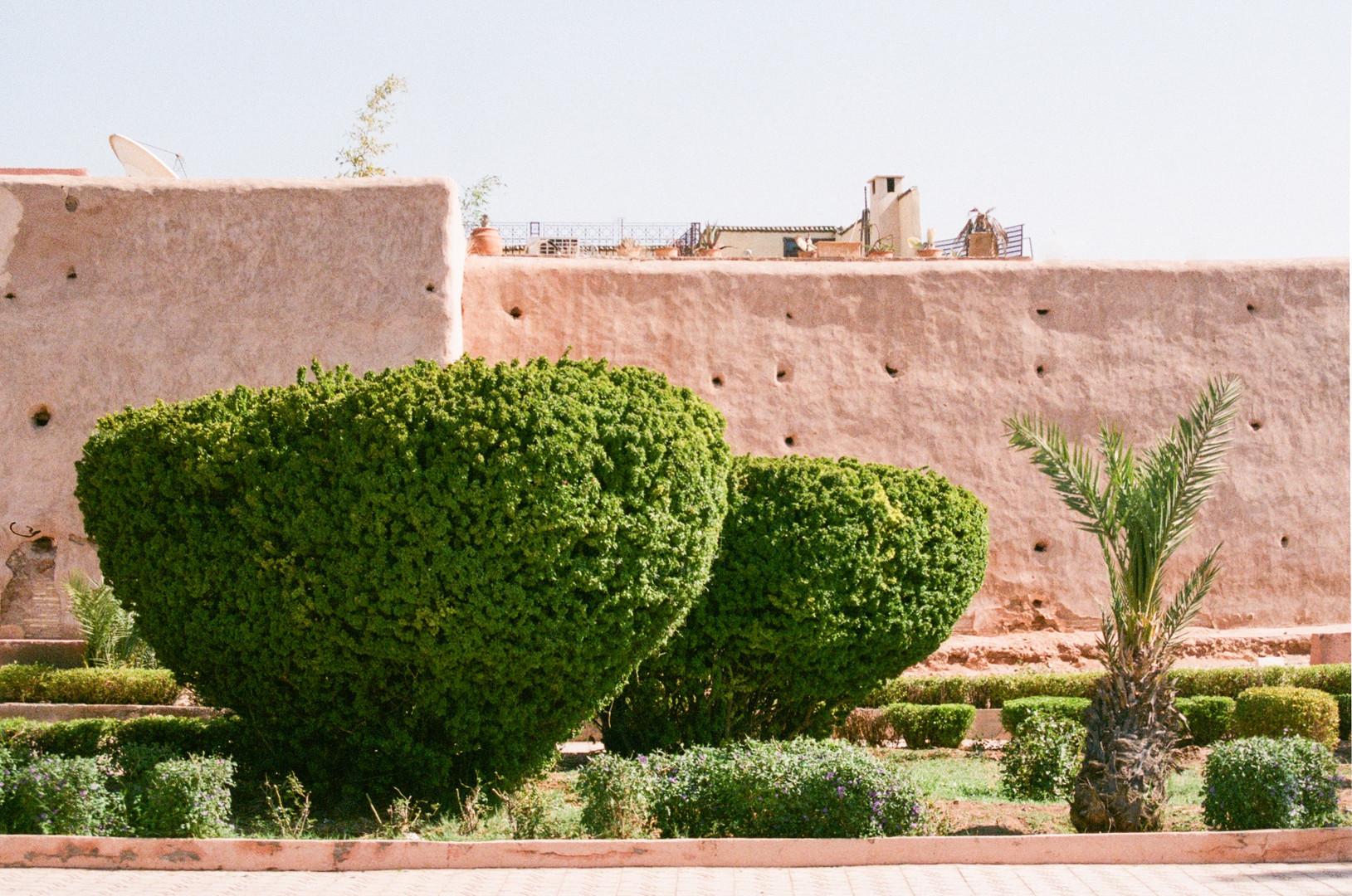 Vivid fragments of Morocco - Medina 4 -