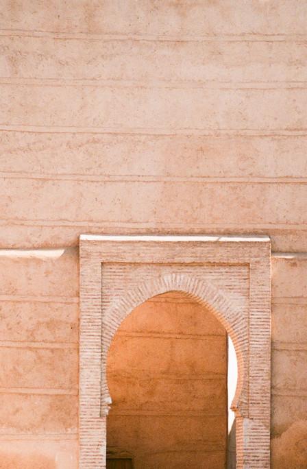 Vivid fragments of Morocco - Medina  - D