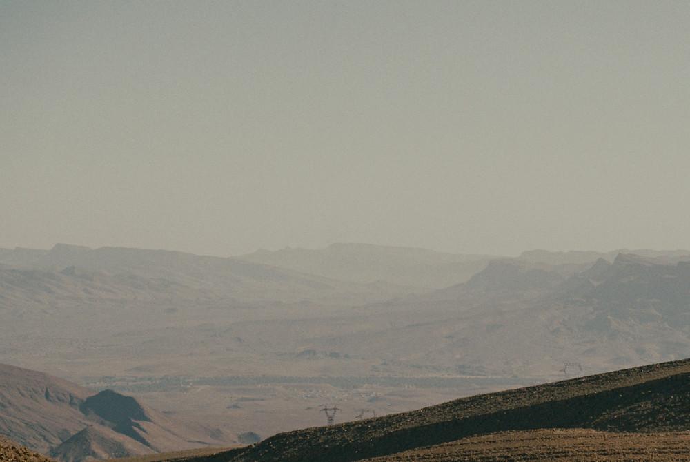 Roadtrip through the atlas mountains in Morocco