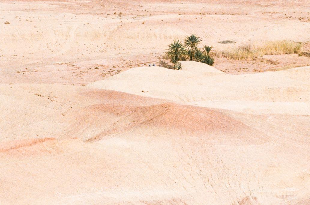Vivid fragments of Morocco - Ait Benhadd