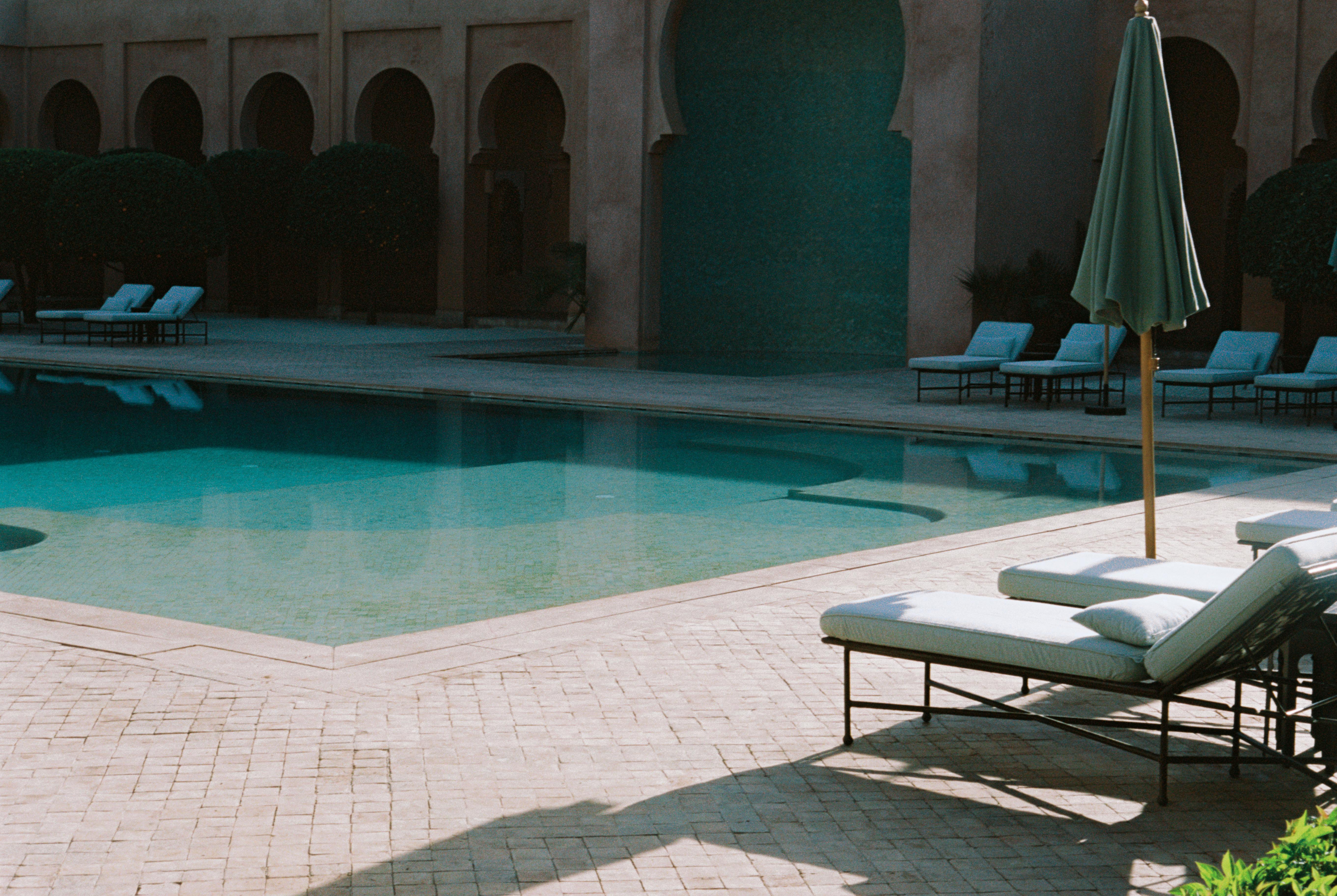 25 Amanjena - Marrakech, Morocco - Studi