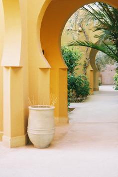 Jnane Tamsna, Marrakech