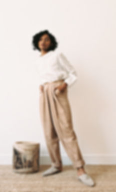 Lookbook photography for Adiuvantes shop by Debbie Trouerbach