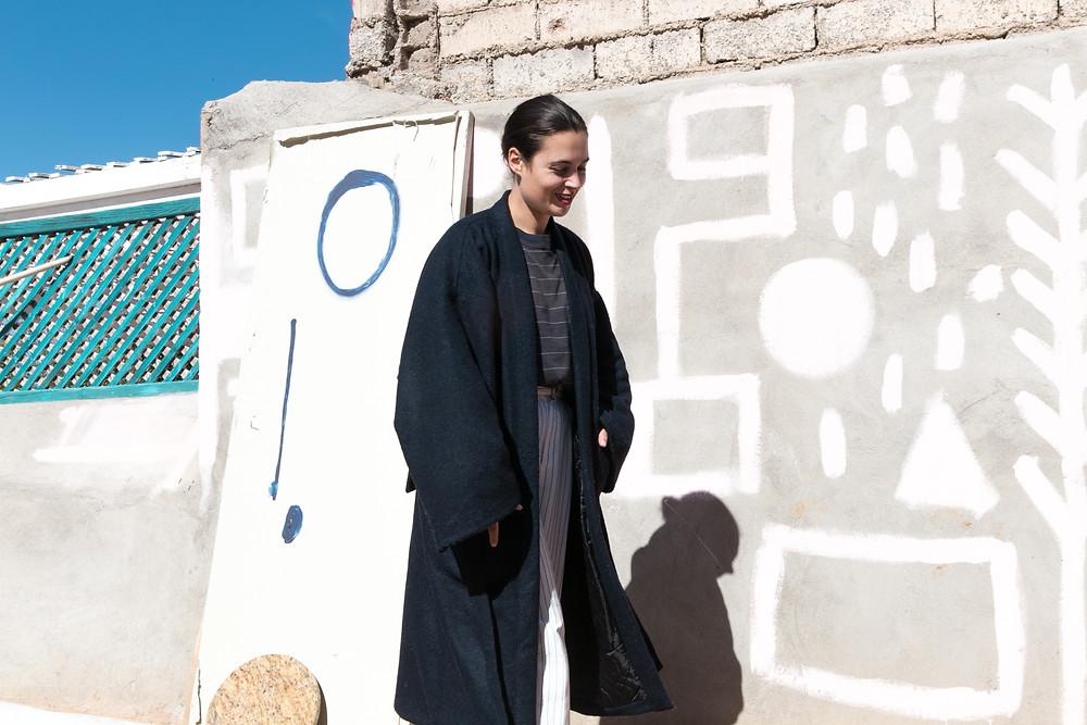 LRNCE by Laurence Leenaert visited by Studio Joko in Marrakech, Morocco.