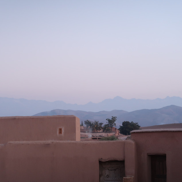 Berber Lodge Marrakech Morocco - Debbie Trouerbach