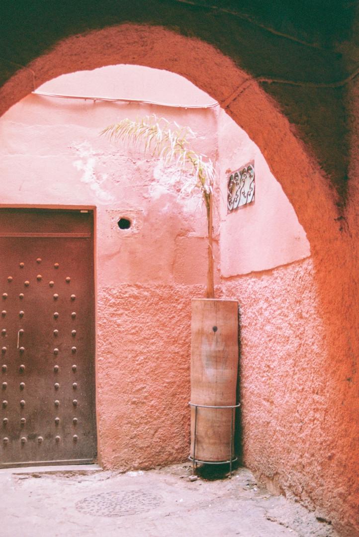 Vivid fragments of Morocco - Medina 2 -