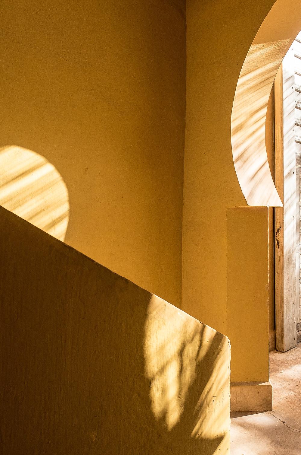Jnane Tamsna in Marrakech, Morocco, by Studio Joko