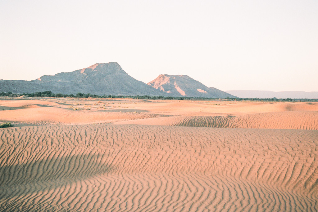 Vivid fragments of Morocco - Zagora 1 -