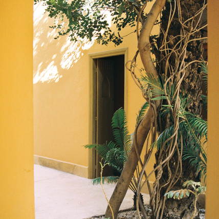 Jnane Tamsna Marrakech Morocco by studio