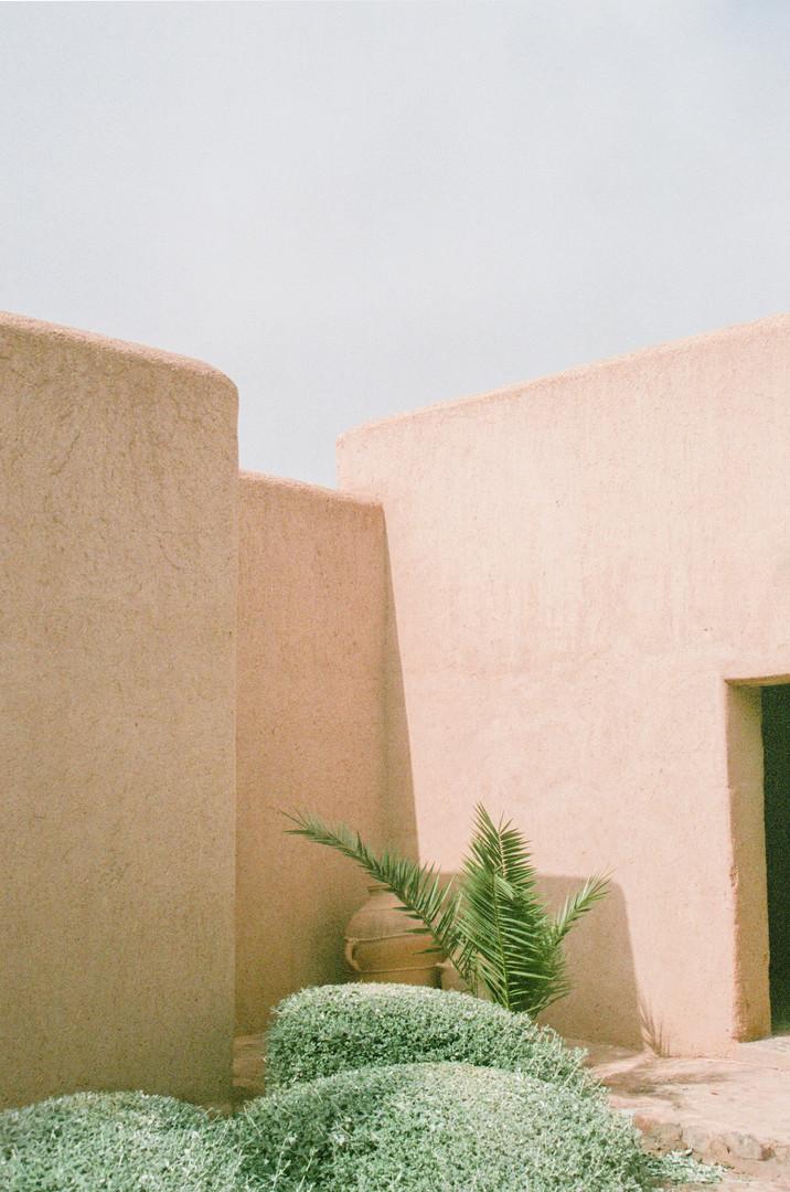 Vivid fragments of Morocco - Berber Lodg
