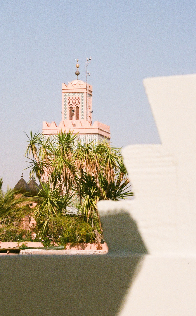 Vivid fragments of Morocco - Medina 3 -