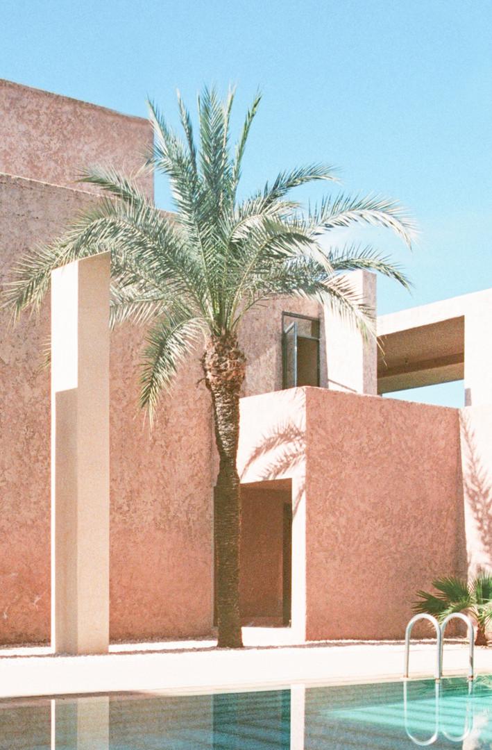 Vivid fragments of Morocco - Dar Sabra 1