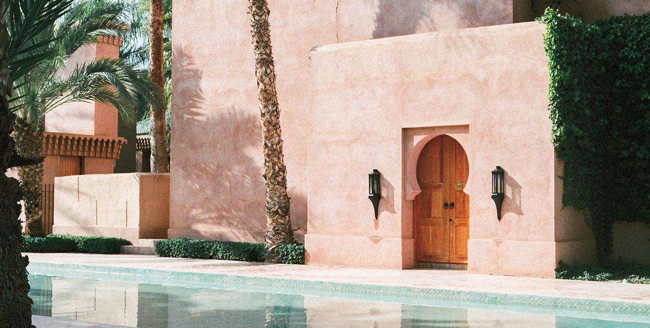 Amanjena marrakech morocco studio joko d